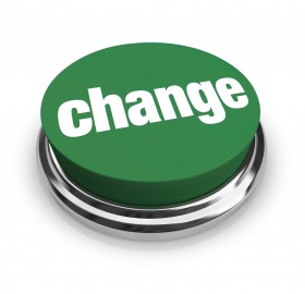 Change - Green Button
