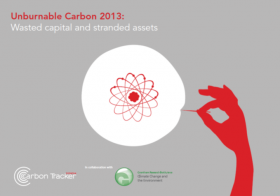 Unburnable Carbon 2013