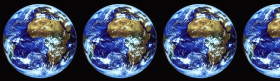 3,5 Earths