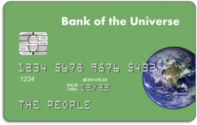 Bank of the Universe