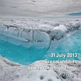 Greenlandtemperature-31-July-2013