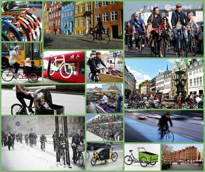 CPH-Bicycle city