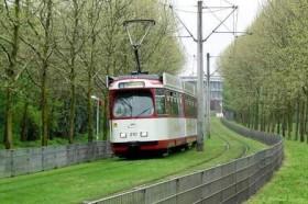 Freiburg-Tram