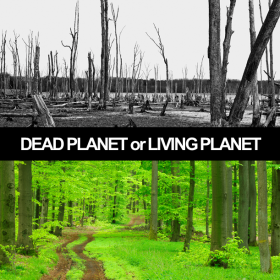Dead Planet or Living Planet