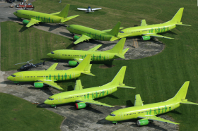 Green Airplanes