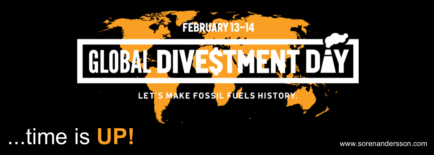 Global Divestment Day, HQ